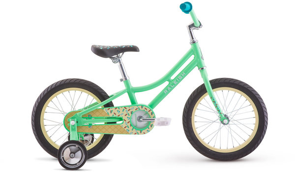 Raleigh Jazzi 16 Color: Green