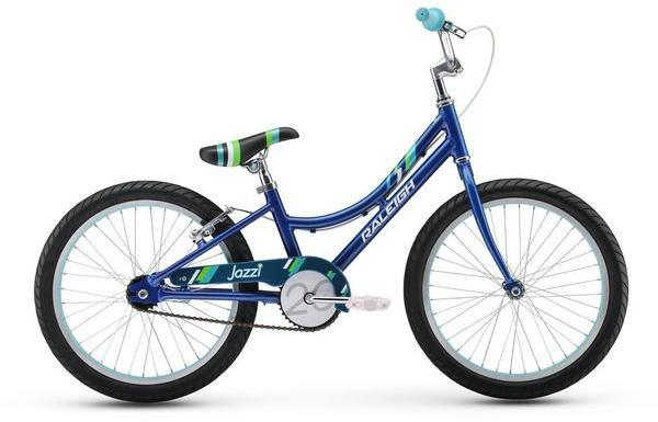 Raleigh Jazzi 20 Color: Blue