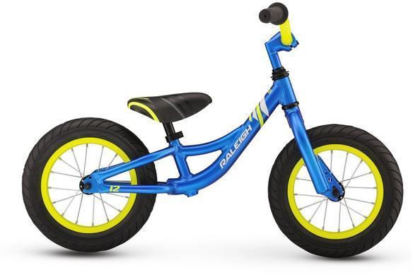 Raleigh Lil Push Color: Blue