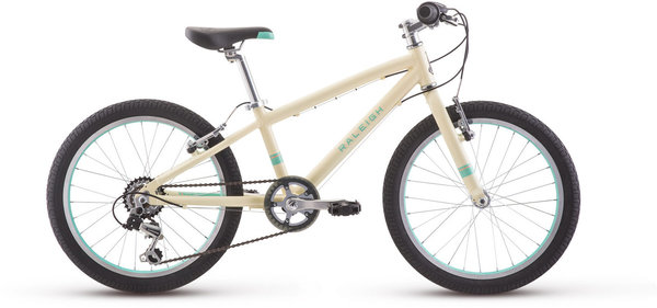 Raleigh Lily 20 Color: White