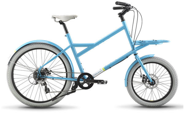 Raleigh Lorry Color: Blue