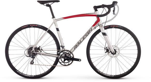 Raleigh Merit 2 Color: Silver