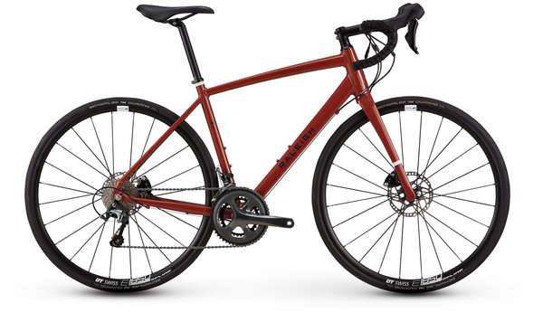 Raleigh Merit 4 Color: Red