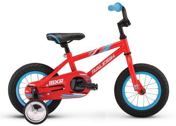 Raleigh MXR 12 Color: Red
