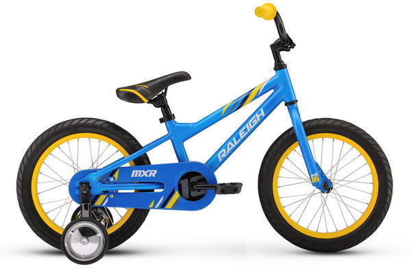 Raleigh MXR 16 Color: Blue