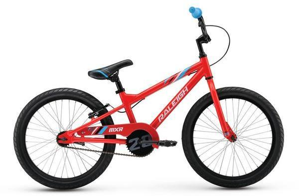 Raleigh MXR 20 Color: Red