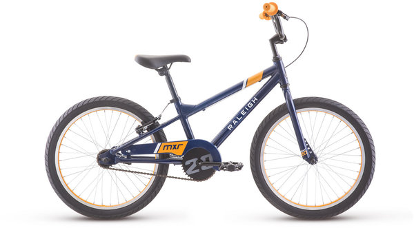 Raleigh MXR 20 Color: Blue