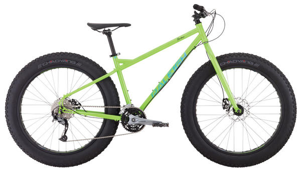 Raleigh Pardner Color: Lime Green