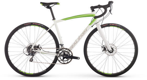 Raleigh Revere 2 Color: White