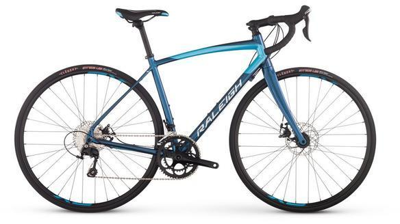 Raleigh Revere 3 Color: Blue