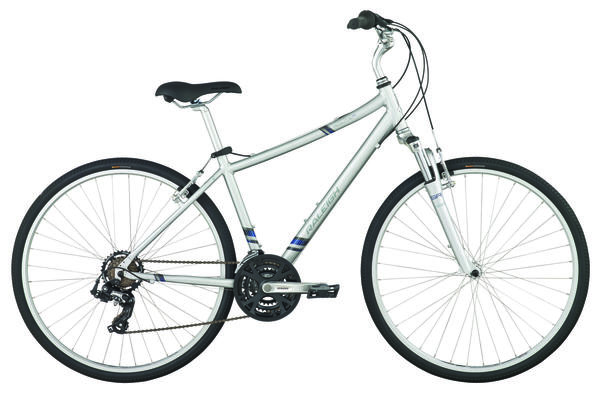 Raleigh Route 3.0 Color: Silver