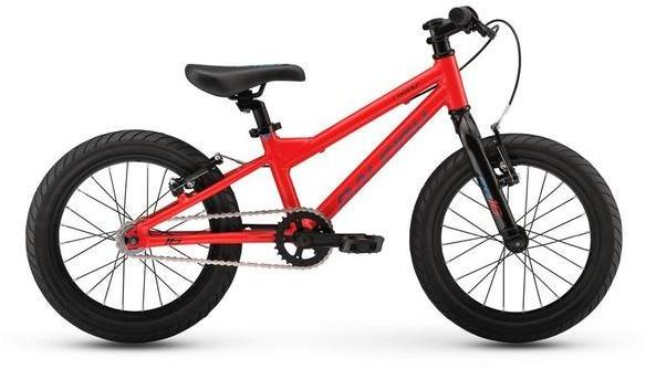 Raleigh Rowdy 16 Color: Red