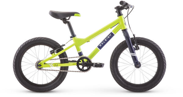 Raleigh Rowdy 16 Color: Green