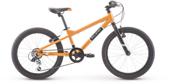 Raleigh Rowdy 20 Color: Orange