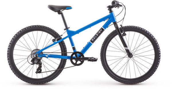 Raleigh Rowdy 24 Color: Blue