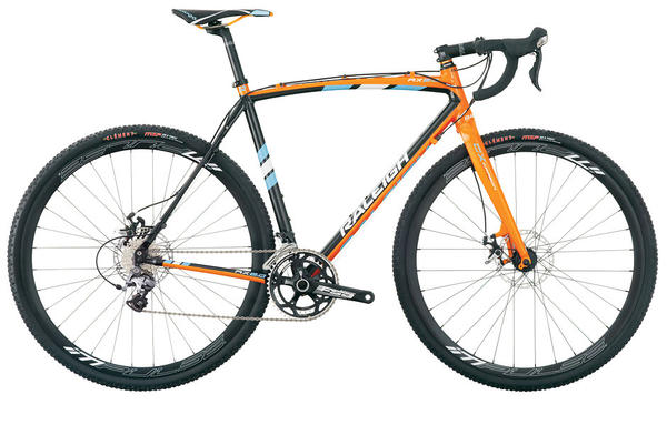 Raleigh RX 2.0 Color: Orange