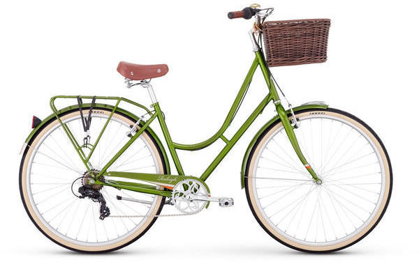 Raleigh Superbe Color: Green