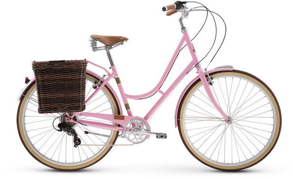 Raleigh Superbe Color: Rodeo Pink