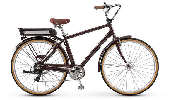 Raleigh Electric Superbe iE Diamond Frame