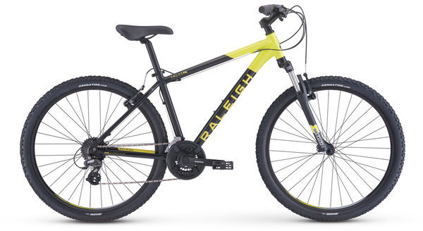 Raleigh Talus 2 Color: Black