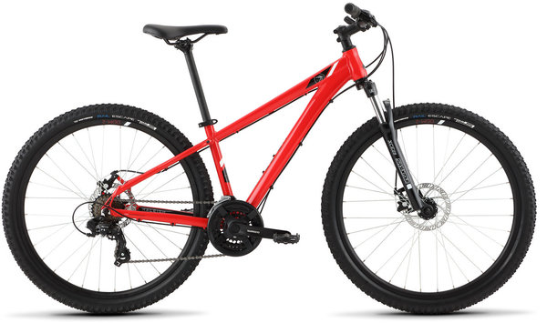 Raleigh Talus 2 Color: Red