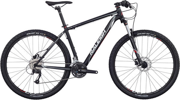 Raleigh Talus 29 Color: Black
