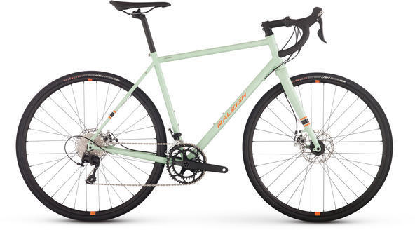 Raleigh Tamland 1 Color: Green
