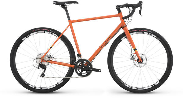 Raleigh Tamland 1 Color: Orange