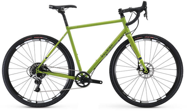 Raleigh Tamland 2 Color: Green