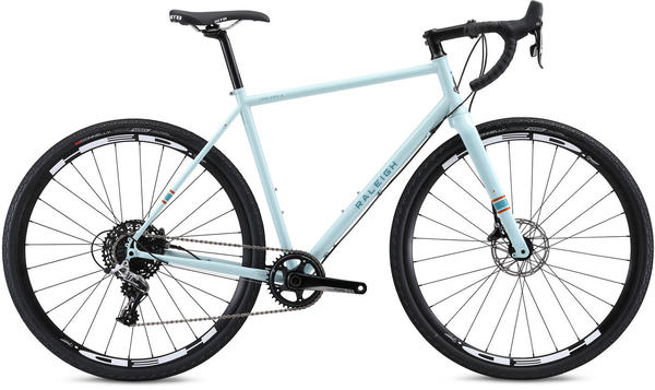 Raleigh Tamland 2 Color: Light Blue