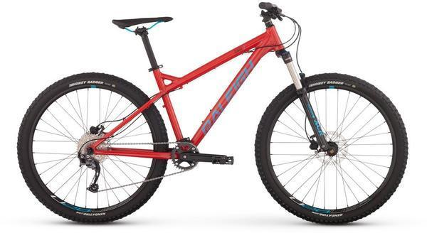 Raleigh Tokul 2 Color: Red