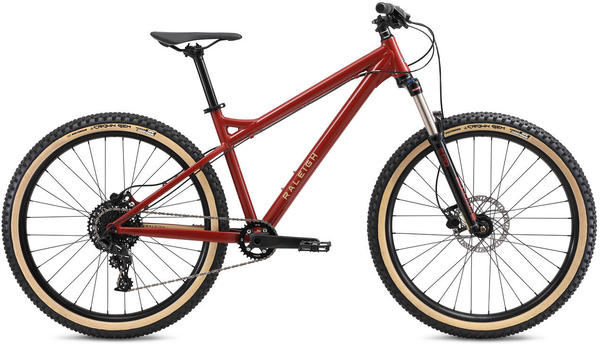 Raleigh Tokul 3 Color: Red