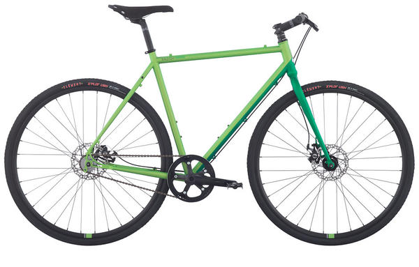 Raleigh Tripper Color: Green
