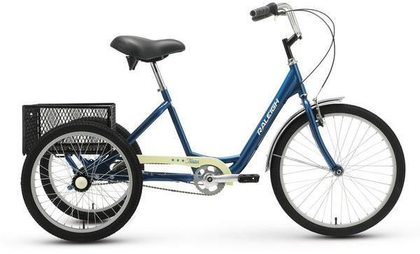 Raleigh Tristar 3-Speed Color: Blue