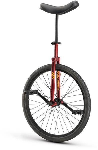 Raleigh Unistar 24-inch Color: Maroon