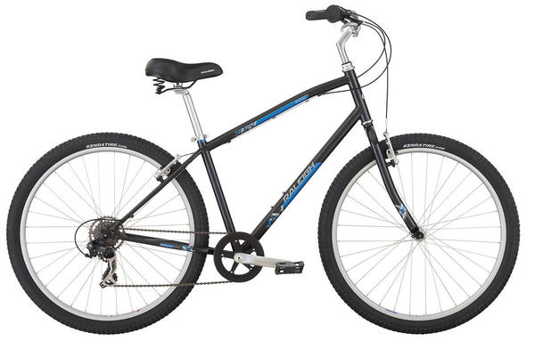 Raleigh Venture Color: Blue