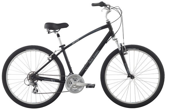 Raleigh Venture 3.0 Color: Black
