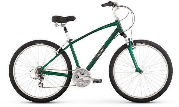 Raleigh Venture 3.0 Color: Green