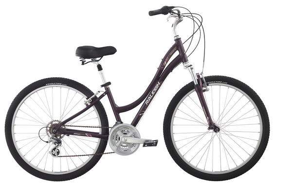 Raleigh Venture 3.0 - Women's Color: Purple