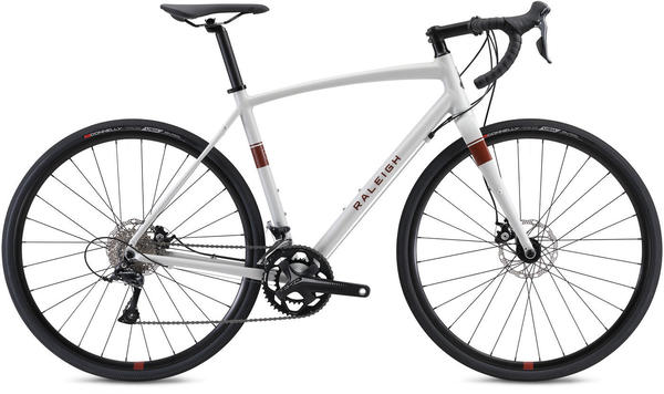 Raleigh Willard 2 Color: Light Grey