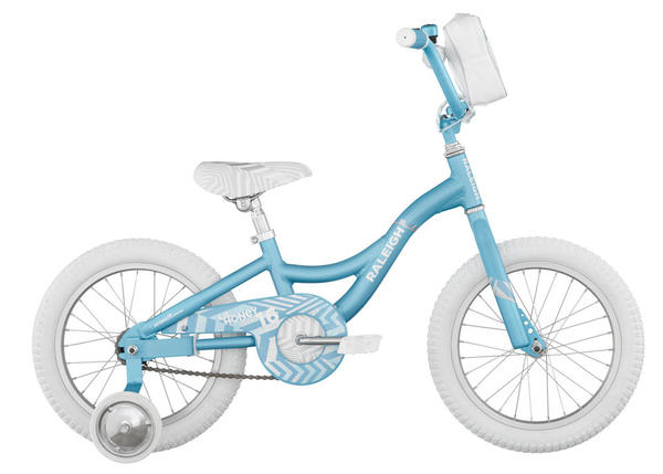 Raleigh Lil' Honey Color: Light Blue