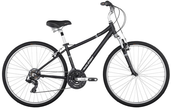 Raleigh Route 3.0 Color: Black