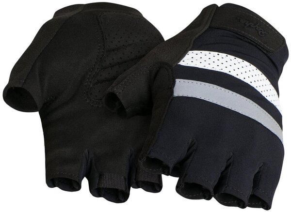 Rapha Brevet Mitts Color: Black