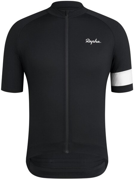Rapha Core Lightweight Jersey Color: Black