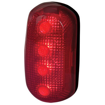 Rav X Flash X Red Taillight