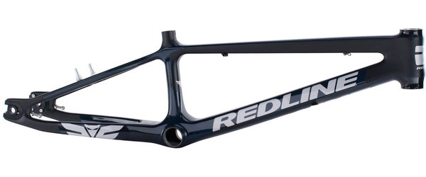 Redline Flight Carbon Frame Color: Trans Blue