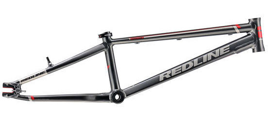 Redline Flight Pro XXXL Frameset Color: Silver