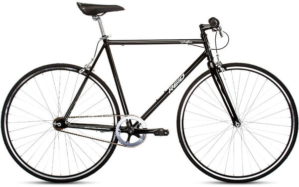 Reid Griffon Singlespeed Color: Black