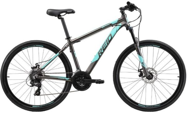 Reid MTB Pro Disc Color: Grey Blue