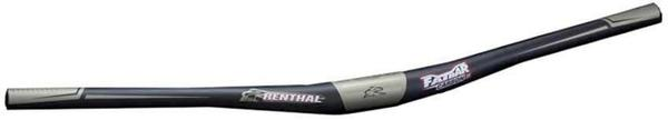 Renthal Fatbar Carbon Clamp Diameter | Color | Rise | Width: 31.8mm | Black | 10mm | 800mm